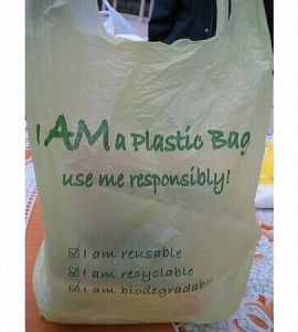 Funda biodegradable